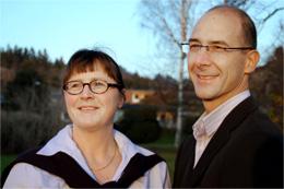 Marie & Robert